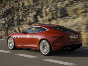 Картинка автомобили jaguar 2014 coupе s f-type