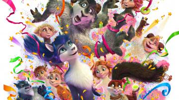 Картинка sheep+&+wolves мультфильмы волки+и+овцы +бе-е-е-зумное+превращение персонажи