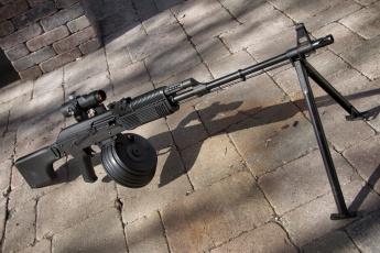 обоя оружие, пулемёты, ручной, пулемет, калашникова, рпк-74