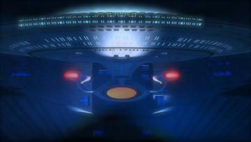 Картинка star+trek+constellation видео+игры космический корабль планета вселенная полет