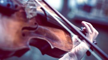 обоя музыка, -музыкальные инструменты, скрипач, рука, смычок, скрипка