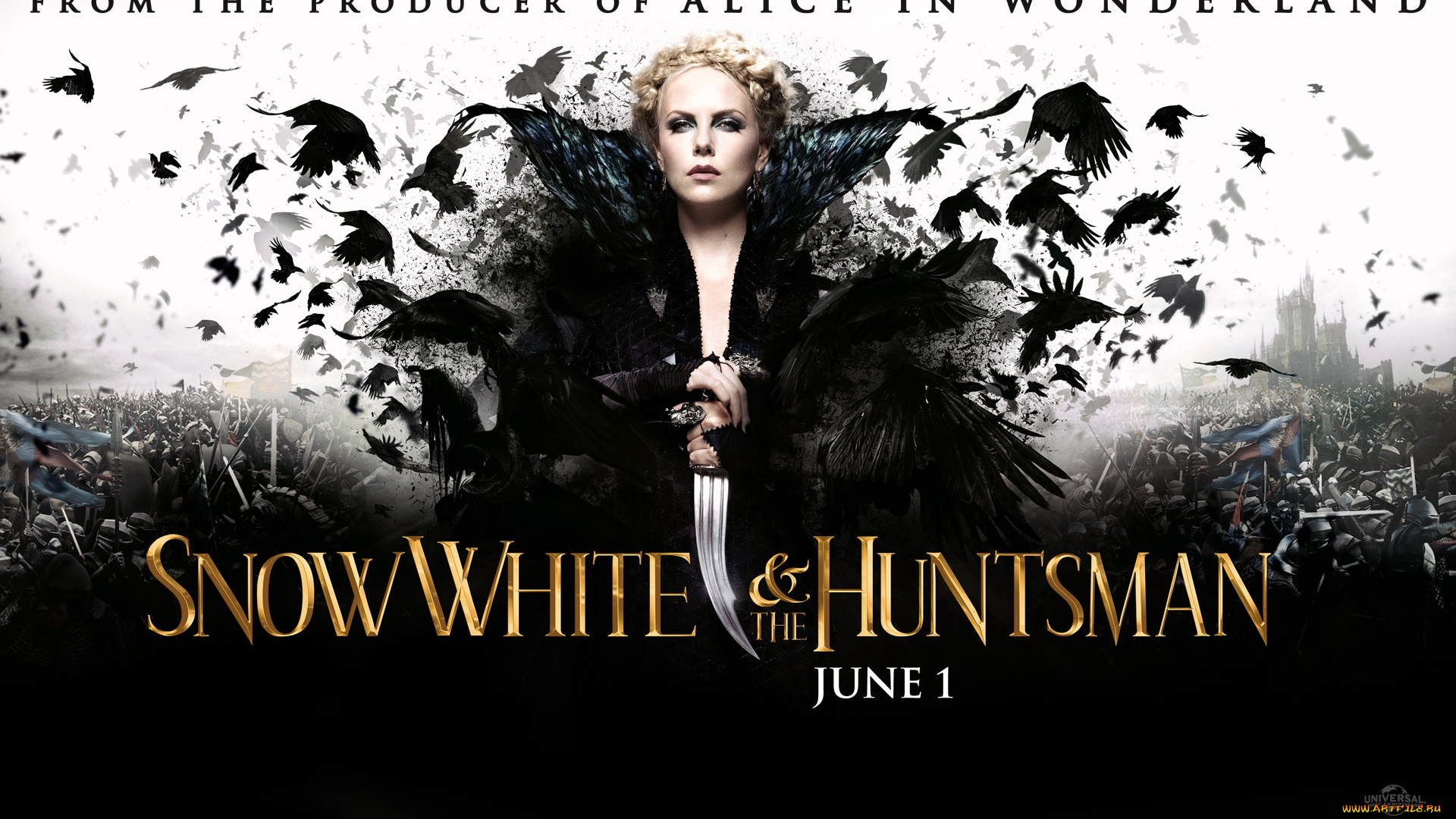 Snow White and the Huntsman без смс