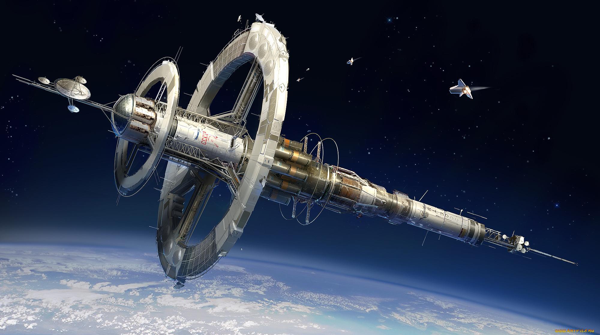 nasa future spaceship - HD1600×900