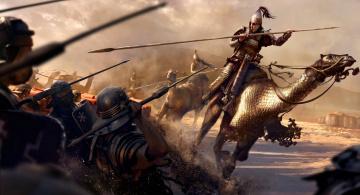 Картинка видео+игры total+war +rome+ii rome 2 total war игра стратегия воины сражение