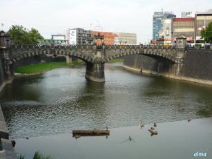 Картинка плзень города -+мосты