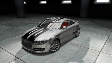 Картинка shift+2 +audi+tt видео+игры need+for+speed +shift+2+unleashed audi tt shift 2 unleashed tunning
