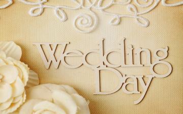 обоя праздничные, другое, lace, цветы, ring, свадьба, flowers, background, soft, day, wedding