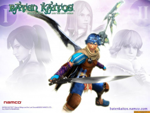 Картинка baten kaitos eternal wings and the lost ocean видео игры