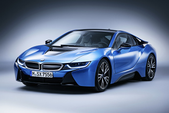 Картинка 2015+bmw+i8+pure+impulse автомобили bmw pure impulse голубой металлик