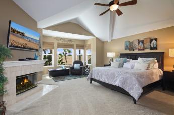 обоя интерьер, спальня, стиль, мебель, design, style, furniture, bedroom, дизайн