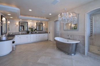 обоя интерьер, ванная и туалетная комнаты, стиль, дизайн, ванная