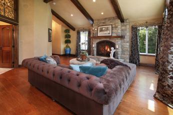 обоя интерьер, камины, камин, мебель, style, fireplace, furniture, стиль