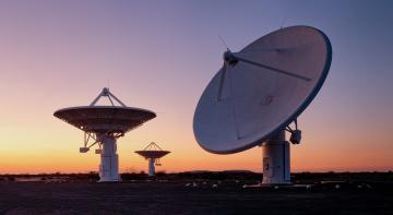 обоя космос, разное, другое, радиотелескопы