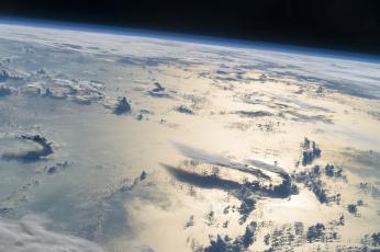 обоя космос, земля, красота