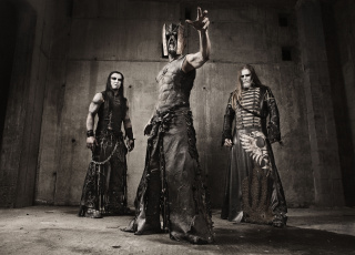 Картинка музыка behemoth metal band