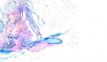 Картинка аниме vocaloid hatsune miku