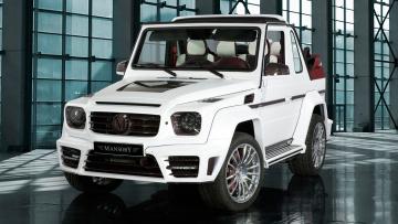 обоя mansory speranza based on mercedes-benz g-class cabrio 2013, автомобили, mercedes-benz, mansory, speranza, based, g-class, cabrio, 2013