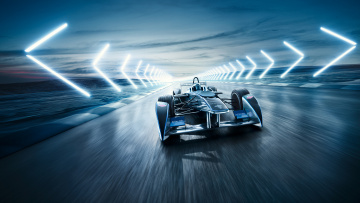 обоя спорт, автоспорт, racing, car, formula, e, renault