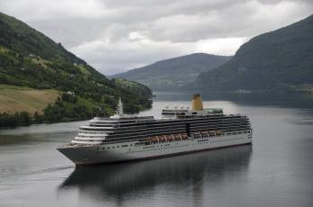 Картинка arcadia корабли лайнеры круизный лайнер