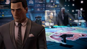 Картинка видео+игры batman +the+telltale+series персонажи