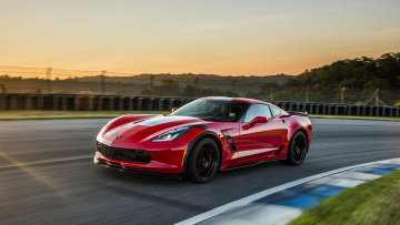 обоя chevrolet corvette coupe grand sport 2017, автомобили, corvette, 2017, sport, grand, coupe, chevrolet
