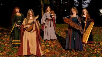 Картинка die irrlichter музыка германия сказочная народная