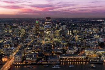обоя города, лондон , великобритания, город, дома