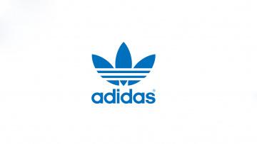 обоя бренды, adidas, фон, логотип