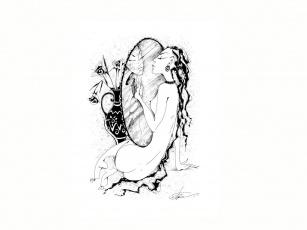 Картинка рисованные минимализм