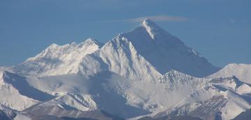 Картинка природа горы снег