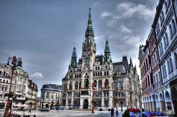Картинка либерец+ Чехия города -+улицы +площади +набережные площадь ратуша