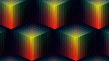 обоя векторная графика, графика , graphics, узор, фон, цвет