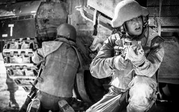 Картинка оружие армия спецназ каска