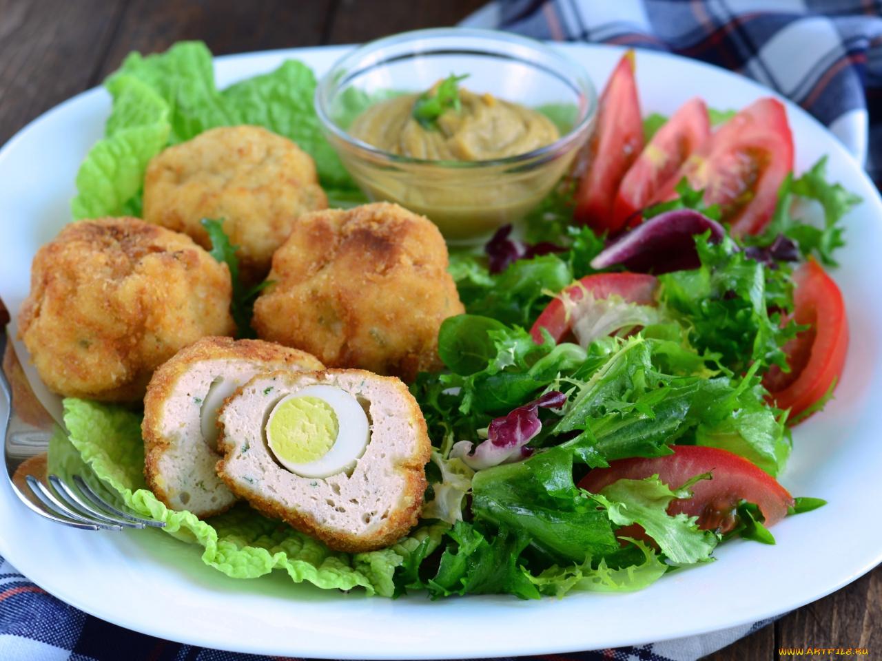 Салаты без мяса и яиц рецепты