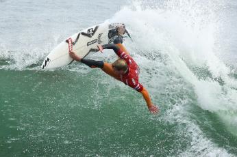 Картинка спорт серфинг волна доска серфер океан