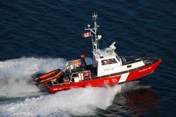 Картинка ccgc+spilsbury корабли катера охрана береговая