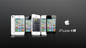 обоя бренды, iphone, смартфонны