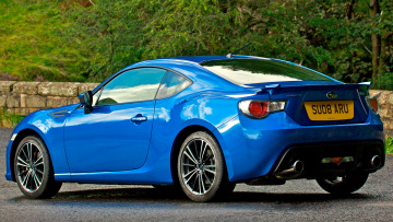 Картинка subaru brz автомобили Япония fuji heavy industries