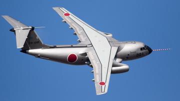 Картинка авиация военно-транспортные+самолёты небо
