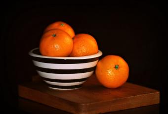 обоя еда, цитрусы, апельсины
