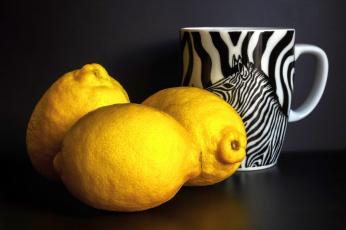 обоя еда, цитрусы, лимоны