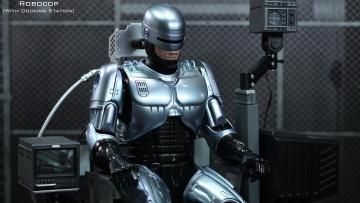 Картинка robocop кино фильмы робот-полицейский