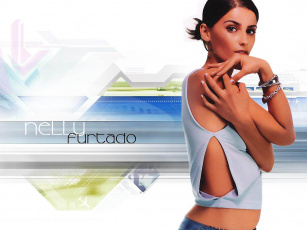 обоя музыка, nelly, furtado