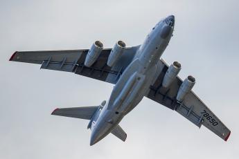 Картинка il-76md-90a+ il-476 авиация военно-транспортные+самолёты военный транспорт
