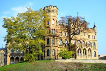 обоя города, - исторические,  архитектурные памятники, дворец, литва