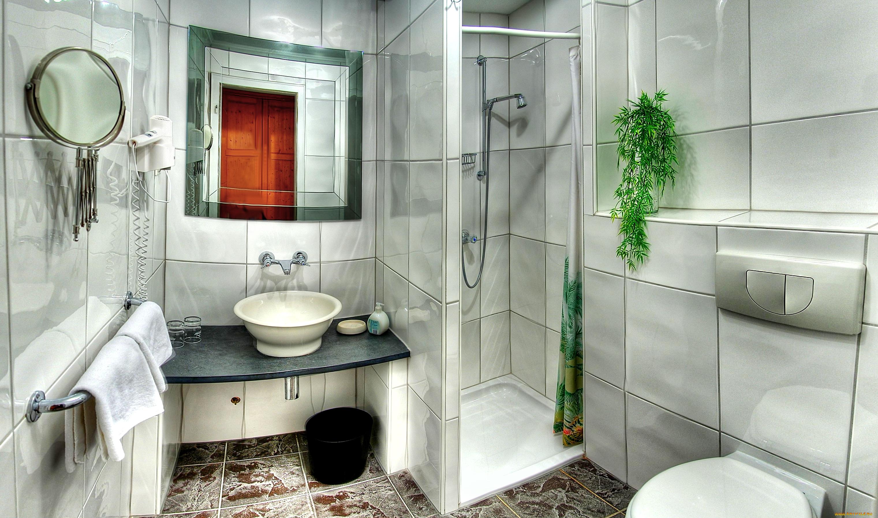 Как сделать ванную комнату в максе