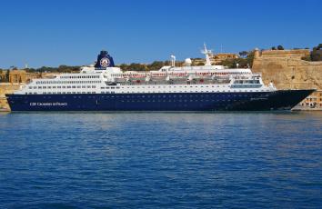 Картинка bleu+de+france корабли лайнеры круизный лайнер
