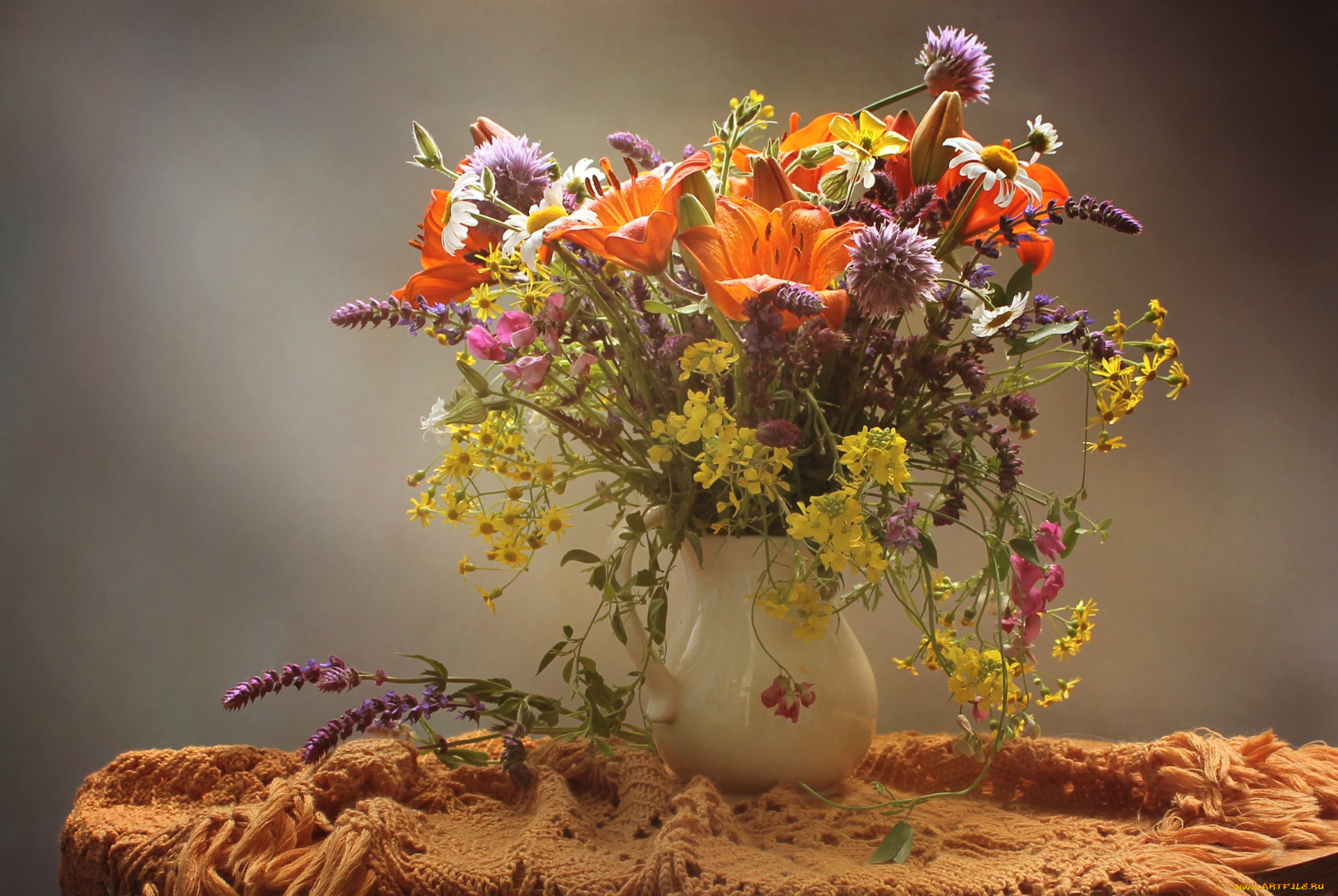 природа цветы ваза  № 1734213 бесплатно