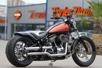 обоя мотоциклы, customs, custom