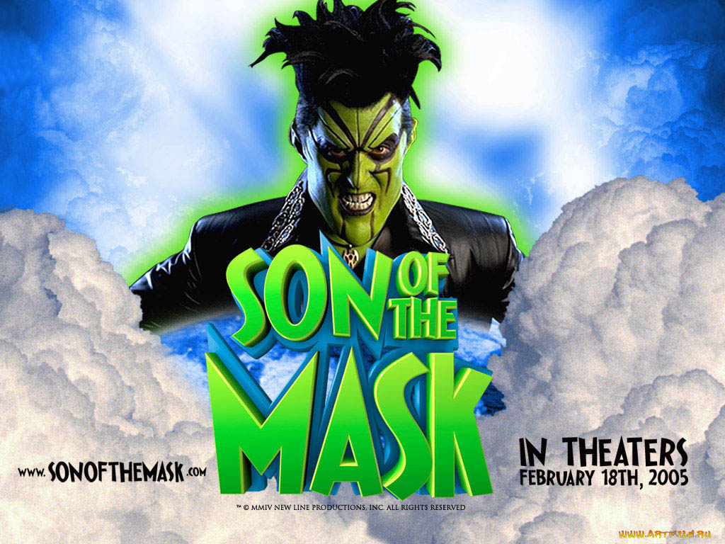son of the mask - HD1024×768